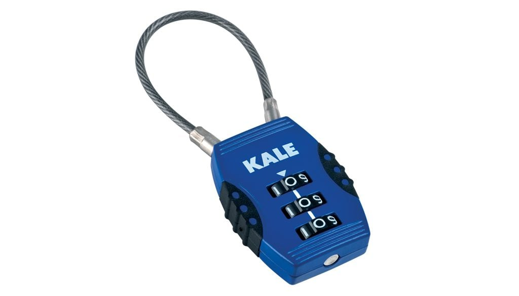 Kale KD001/20-100 Şifreli Asma Kilit