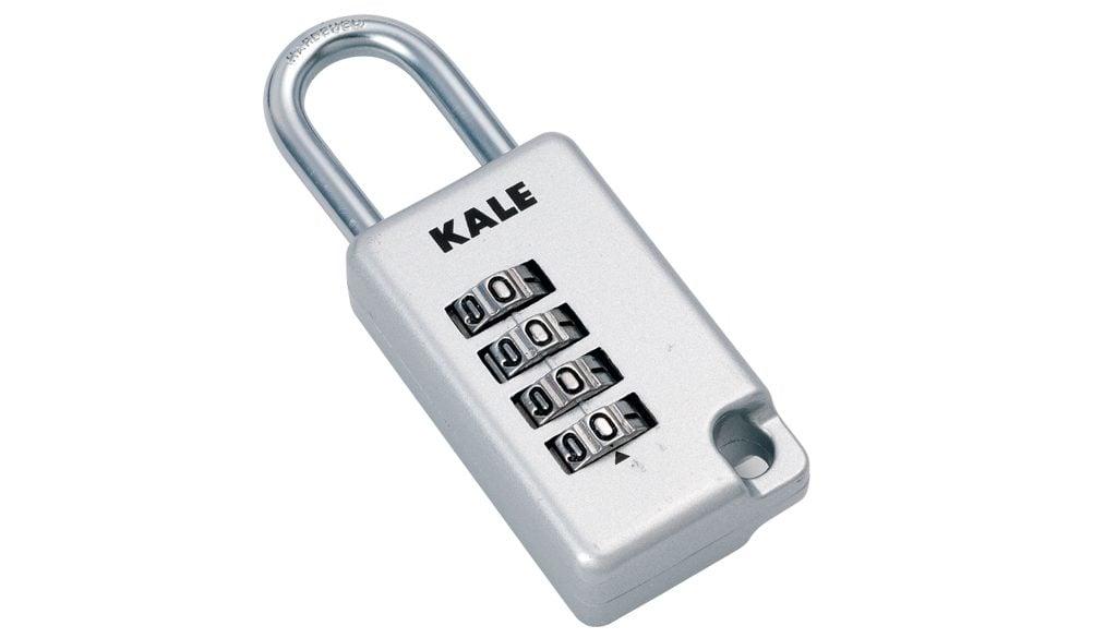 Kale KD001-20-300 Şifreli Asma Kilit